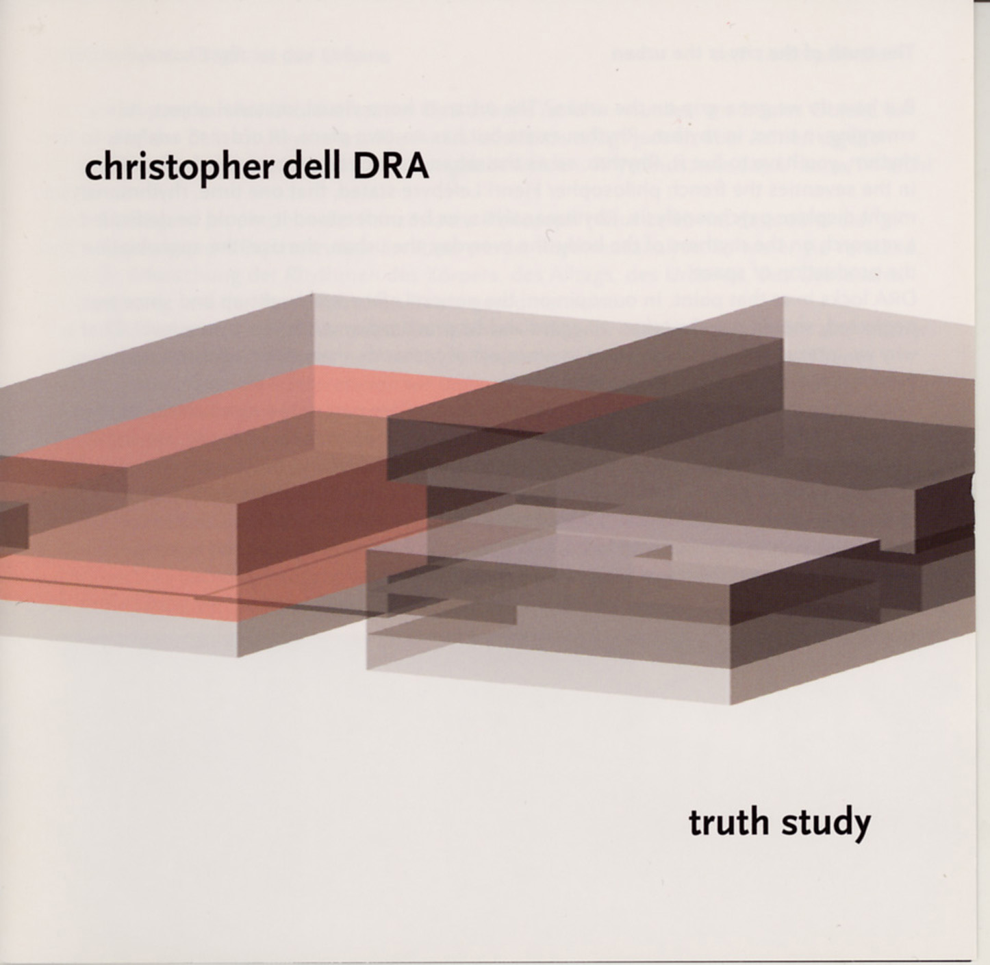 dra truth study front cover