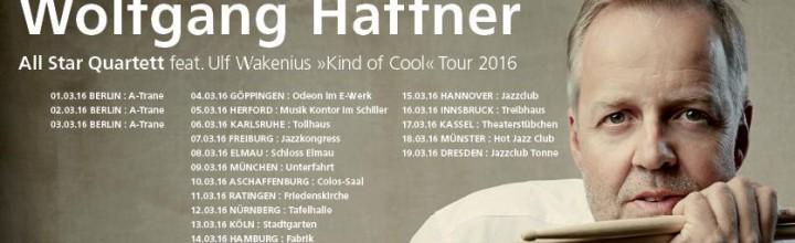 Wolfgang Haffner All-Star Quartett Part III