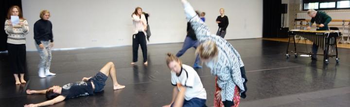 Structures of Improvisation Workshop