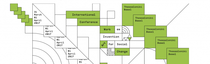 WORK AS INVENTION. ART FOR SOCIAL CHANGE