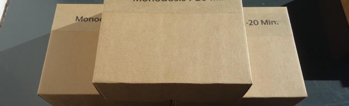 monodosis 1-20 min.