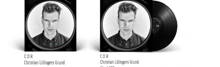 """Christian Lillinger Grund """"Cor"""""""