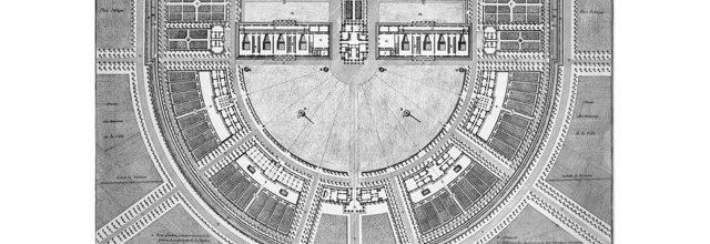 Architektur und das Erhabene. Vom Raum der Gleichen