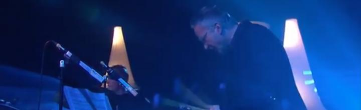 Wolfgang Haffner Quartett live