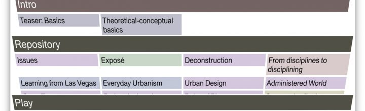 "HOOU Launch ""Project Management in Urban Design"""