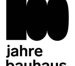 """composition """"Lichtspiel"""" on tour 100 Jahre Bauhaus"""