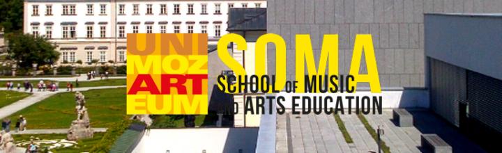 lecture performance SOMA Mozarteum Salzburg