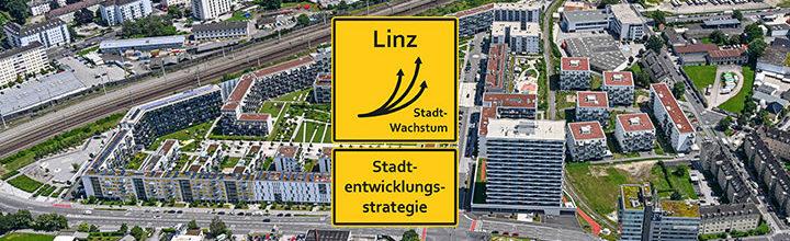 Stadtentwicklungsstrategie für die Stadt Linz