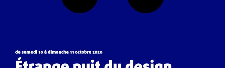 Etranges Nuit du Design Lille