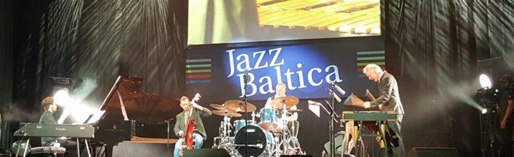 DVD »Wolfgang Haffner – Live at JazzBaltica 2018«